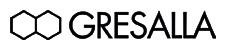 Gresalla Química Logo